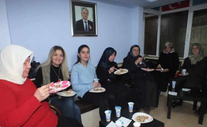 Sakarya Kırımlı Türkleri; Geleneksel Salı Sohbetine her hafta devam ettiriyor