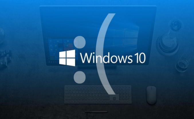 Windows 10 Mayıs güncellemesinde garip sorun