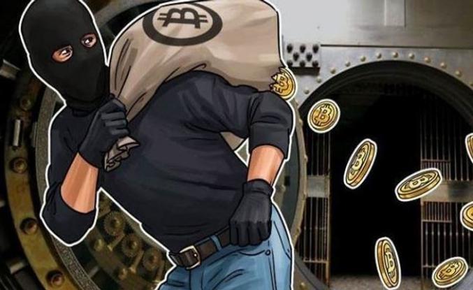 Milyon dolarlık bitcoin çalındı