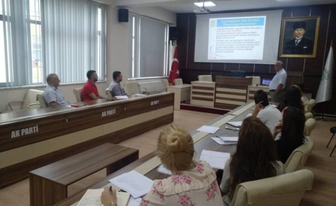 Belediye Personeline Bütçe ve Stratejik Plan Eğitimi