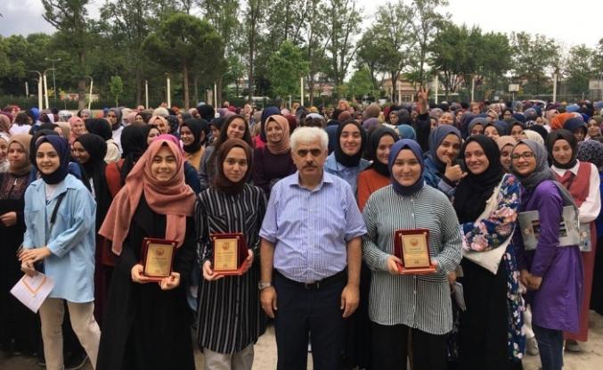 Vali Mustafa Büyük Kız AİHL'den Üniversite Başarısı