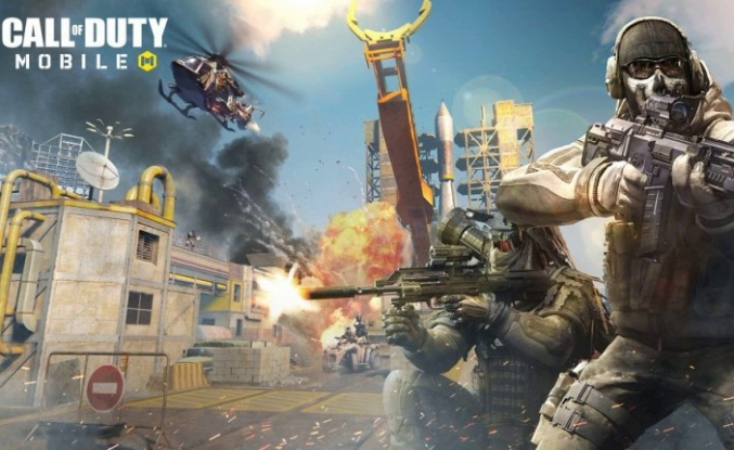 Call Of Duty Mobile 1 Ekim'de geliyor