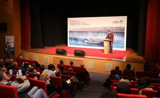 19. Uluslararası Sapanca Şiir Akşamları Başladı