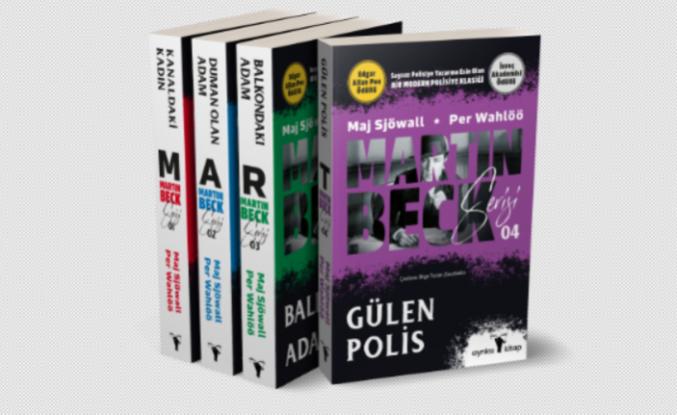 """Martin Beck serisinin dördüncü kitabı """"Gülen Polis"""" yayımlandı!"""