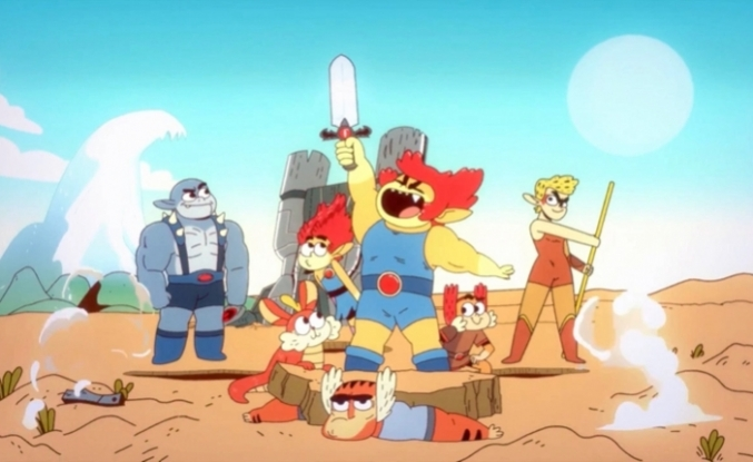 ThunderCats: Roar Cartoon Network'te