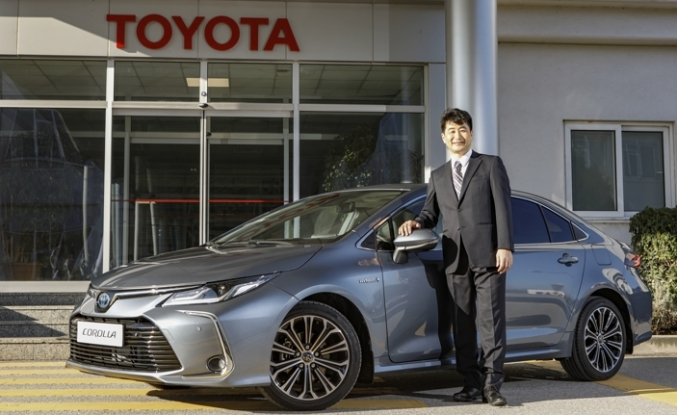 Toyota otomoti̇v sanayi̇ türki̇ye 30.Yılını kutluyor