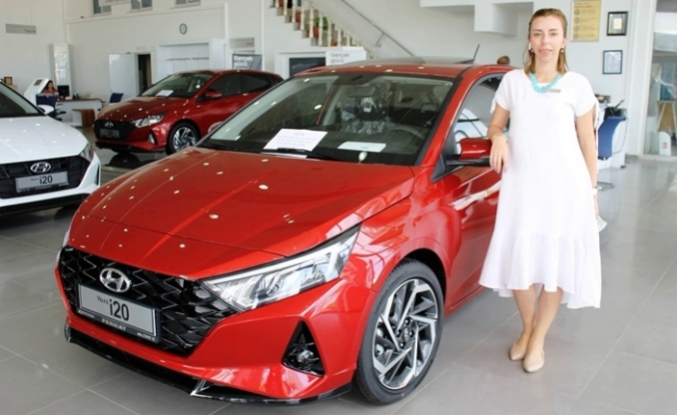 Yeni Hyundai i20 Sakarya ya Heyecan Kattı