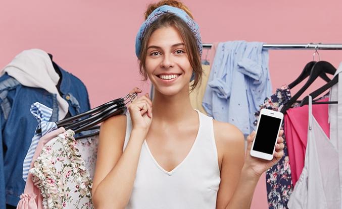 Pandemide modaya ilgi yüzde 55'e yükseldi