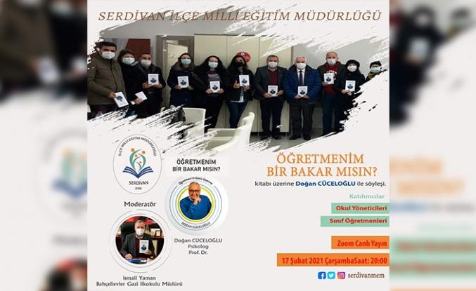 Doğan Cüceloğlu'nun ani ölümü Serdivanlı öğretmenleri çok üzdü