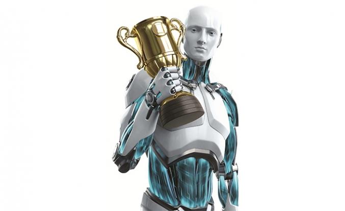 ESET'e En İyi Oyuncu Ödülü