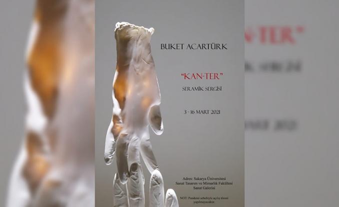 """""""KAN-TER"""" Seramik Sergisi Sanatseverlerin Beğenisine Sunuluyor"""