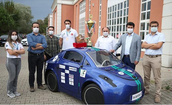 SUBÜ tam otonom elektrikli araç geliştirecek