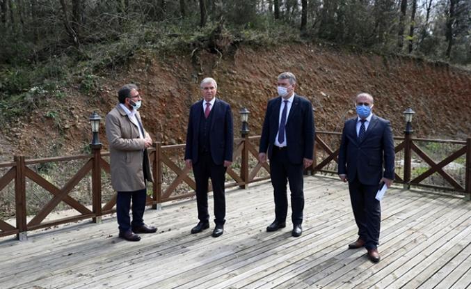 İl Ormanı Tabiat Parkı doğaseverlerin yeni gözdesi olacak