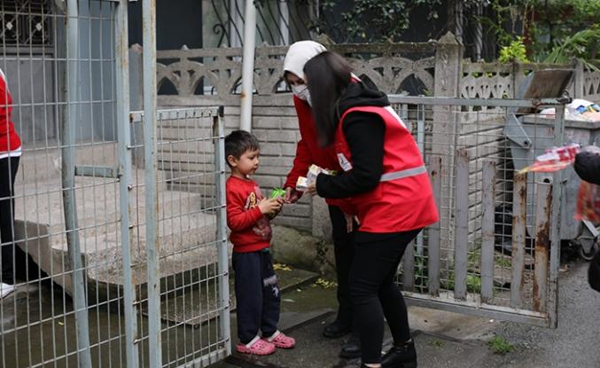 Adapazarı Kızılay'dan Ramazan Etkinlikleri Teşekkürü