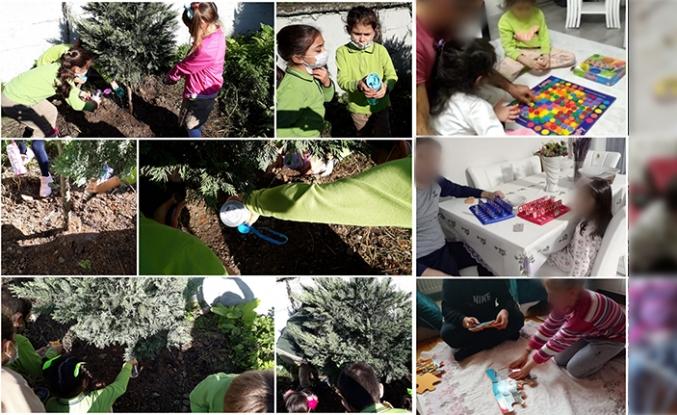 Bahçelievler Gazi İlkokulundan 'Yavru Kartallar' eTwinning Projesi