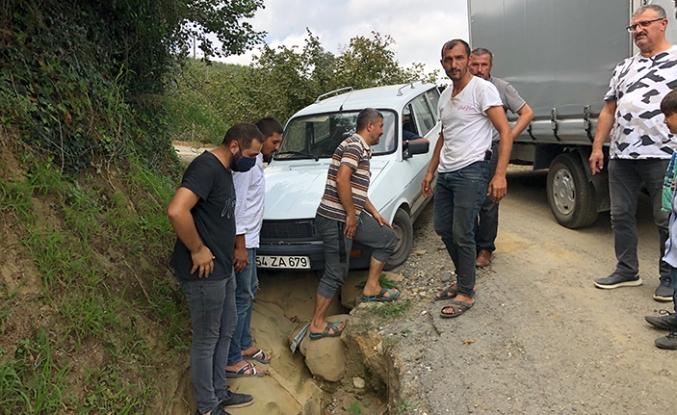 """Koğukpelit mahalle sakinleri """"Ekrem Yüce ve Ahmet Acar"""" bizi unuttu!"""