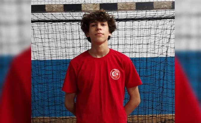 Büyükşehir sporcusu Milli Takım kampında