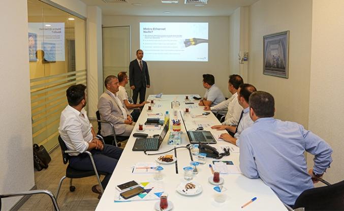 SATSO 31. Meslek Komitesinden Türk Telekom ile Ortak Toplantı