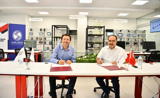 """SAÜ'den """"Kritik Altyapıların Güvenliği"""" İçin Türkiye'de Bir İlk"""