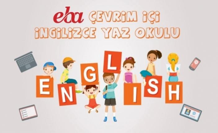 İngilizce Yaz Okulu'nda Eğlenceli Dersler