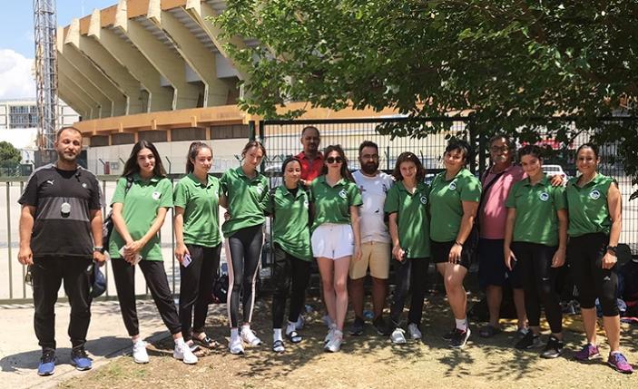 Büyükşehir'in sporcuları başarıdan başarıya koşuyor