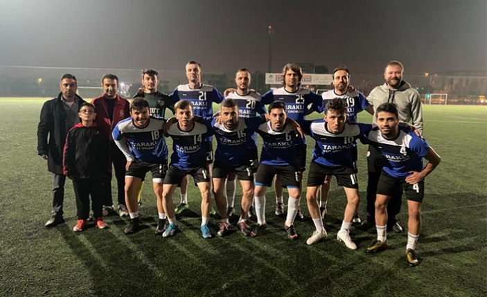 Taraklıspor hazırlık maçlarında göz doldurdu