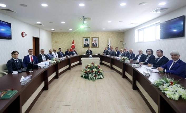 Ferizli Metal ve Otomotiv OSB Müteşebbis Heyet Toplantısı Gerçekleştirildi