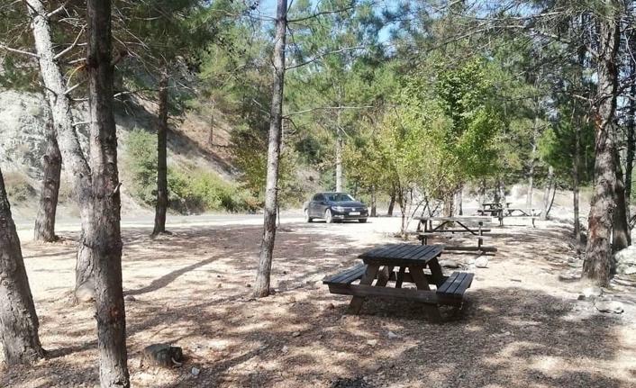 Aksu deresi piknik alanı