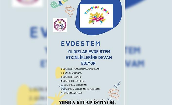 Minik Öğrenciler Dijital Kütüphane Kurdular