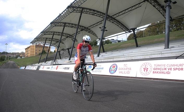 Minik bisikletçilere güvenli sürüş eğitimi