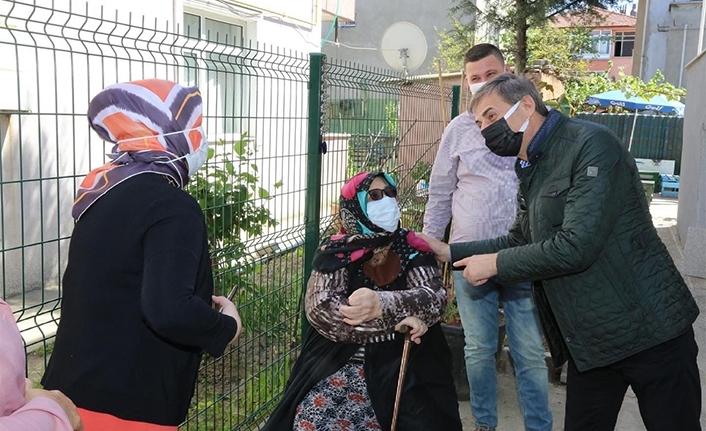 Serdivan'daki Şehit Annelerine Misafir Oldular