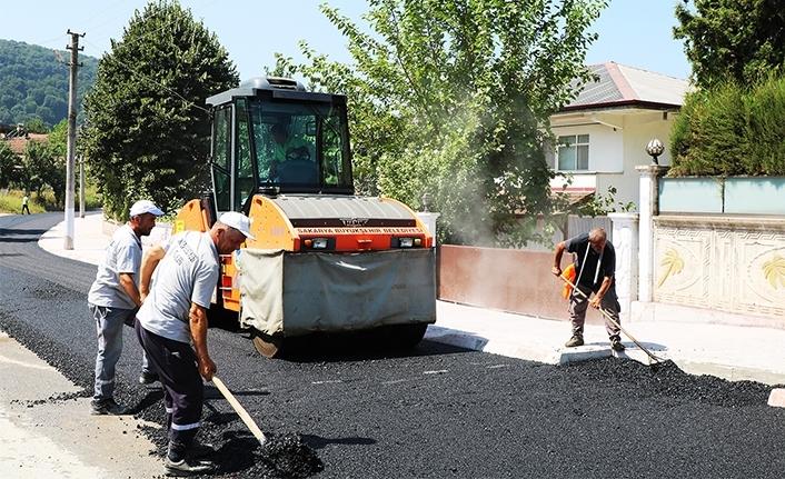 Büyükşehir'den Akyazı'nın trafiğini rahatlatacak çalışma