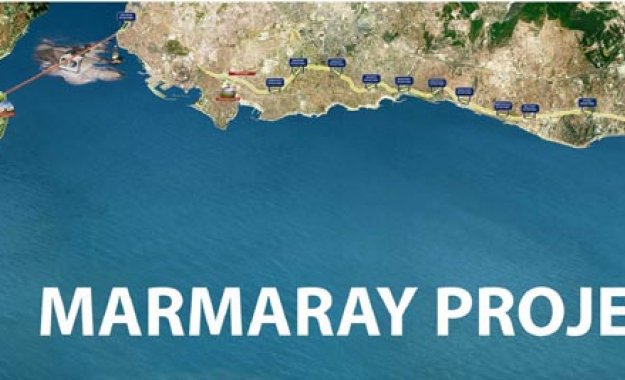 Marmaray Belgeseli - Discovery Channel